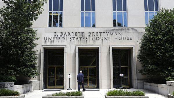 Суд, где будет решаться дело Марии Бутиной в Вашингтоне - Sputnik Таджикистан
