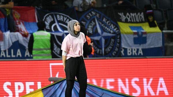 Футбол. Лига наций УЕФА. Матч Швеция - Россия - Sputnik Тоҷикистон
