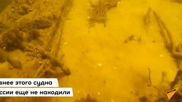 Археологи нашли на дне Волги затонувшее средневековое судно - видео - Sputnik Таджикистан