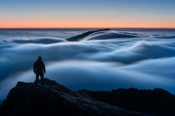 Снимок Above My Expectations фотографа Гарета Мон Джонса, победивший в конкурсе Weather Photographer of the Year 2019 - Sputnik Таджикистан