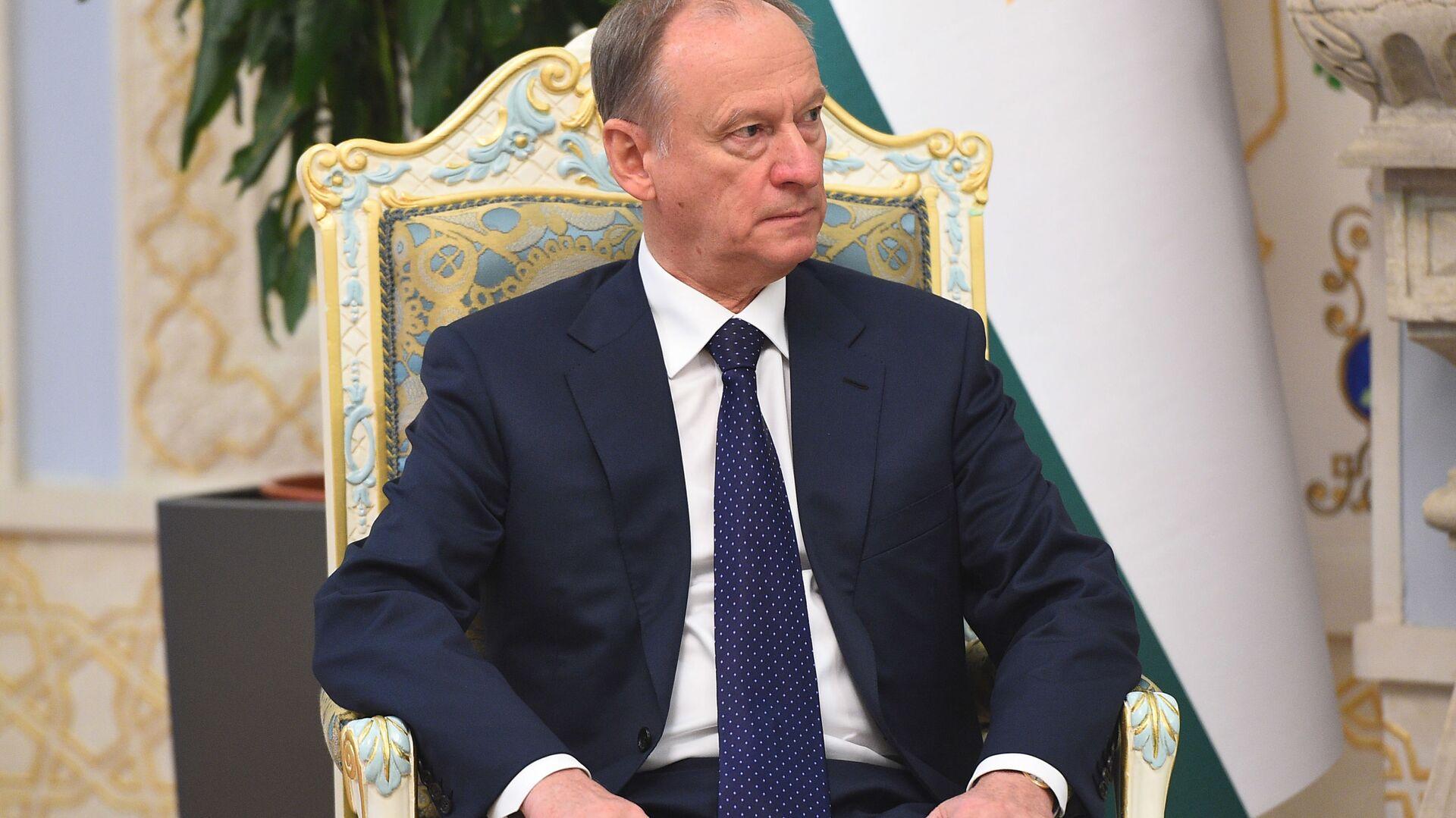 Секретарь Совета безопасности РФ Николай Патрушев - Sputnik Таджикистан, 1920, 21.09.2021