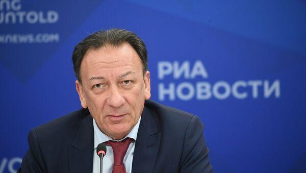 Президент Российского зернового союза Аркадий Злочевский - Sputnik Таджикистан