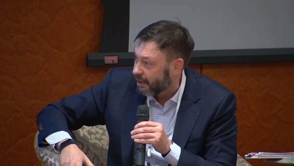 LIVE_Спутник: Кирилл Вышинский принимает участие в конференции ОБСЕ по свободе СМИ - Sputnik Таджикистан