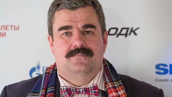 Алексей Леонков - Sputnik Таджикистан