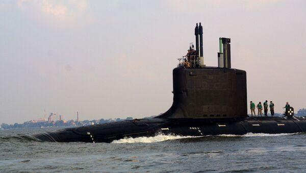 Подводная лодка США класса Вирджиния USS Virginia (SSN-774) - Sputnik Таджикистан