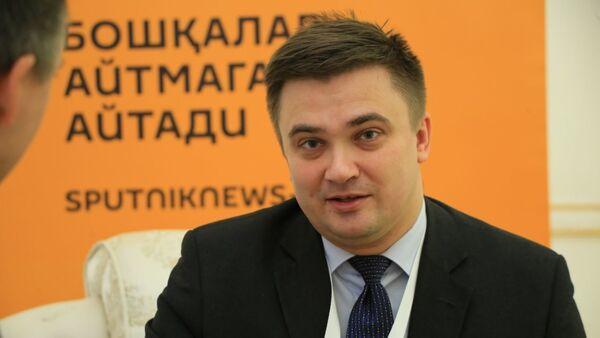 Алексей Куприянов - Sputnik Тоҷикистон
