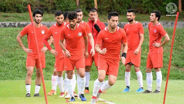 Национальная сборная Таджикистана провела заключительную тренировку в Куала-Лумпуре - Sputnik Тоҷикистон