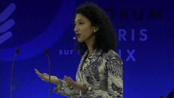 Парижский форум мира 2019 - Sputnik Тоҷикистон