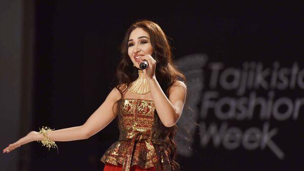 Певица Мехринигори Рустам, архивное фото - Sputnik Таджикистан
