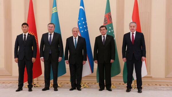 Консультативная встреча министров иностранных дел Центральноазиатских государств проходит в узбекской столице - Sputnik Тоҷикистон