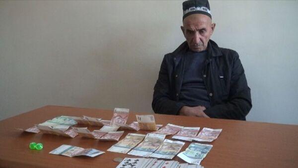 Задержанный мужчина организовавший казино в собственной квартие - Sputnik Тоҷикистон