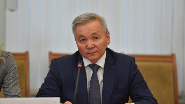 Надырбаев Акбатыр - Sputnik Таджикистан