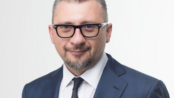 Иванков Егор Александрович, эксперт по государственно-муниципальному управлению РАНХиГС, гендиректор ГК Салюс - Sputnik Таджикистан