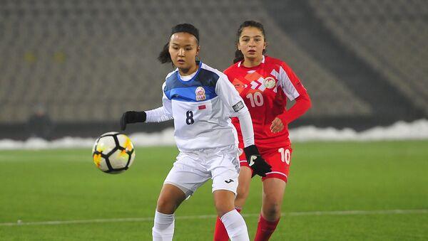 Женские олимпийские сборные на CAFA-2019 - Sputnik Таджикистан