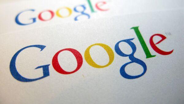 Логотип компании Google, архивное фото - Sputnik Тоҷикистон
