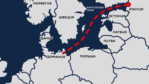 Хотимаи хобонидани лулуҳои газгузари Северний потока - 2. Амрико намехоҳад   - Sputnik Тоҷикистон