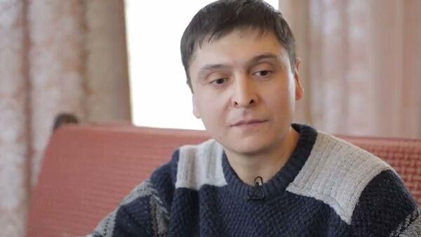 Узбекистанец стал популярным из-за сходства с Зеленским - Sputnik Таджикистан