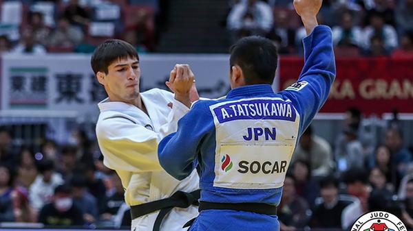 Таджикский дзюдоист стал третьим на турнире в Японии и подвел итоги выступления - Sputnik Тоҷикистон