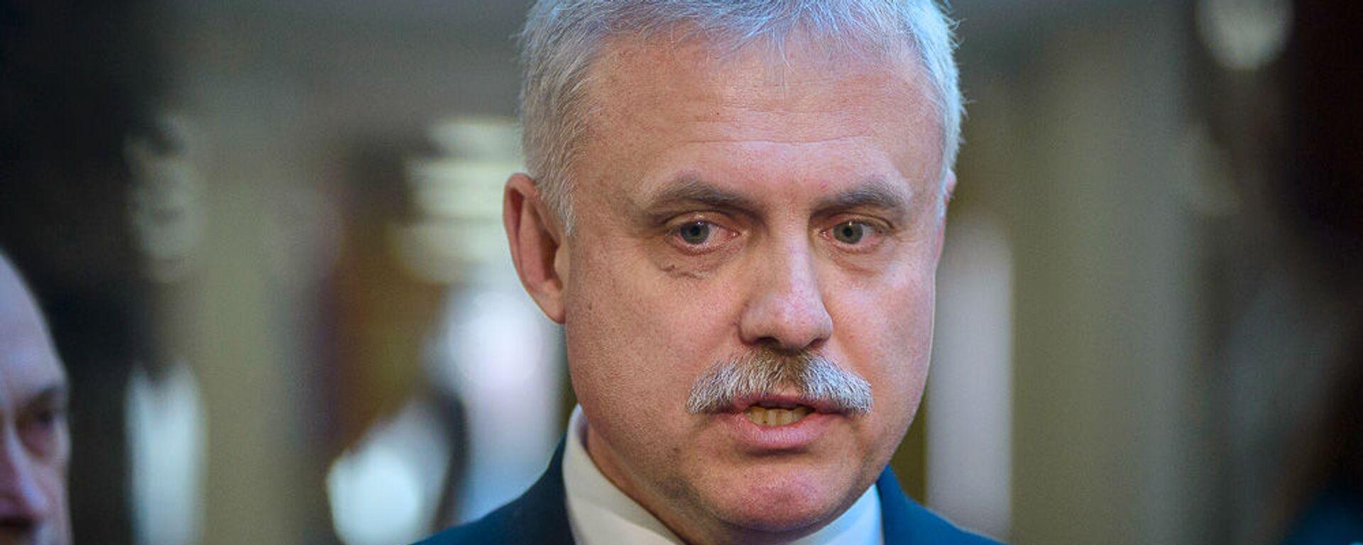 Секретарь Совета безопасности Беларуси Станислав Зась - Sputnik Таджикистан, 1920, 19.05.2021
