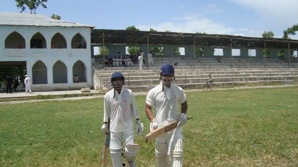 В Таджикистане начинает развиваться Крикет  - Sputnik Тоҷикистон