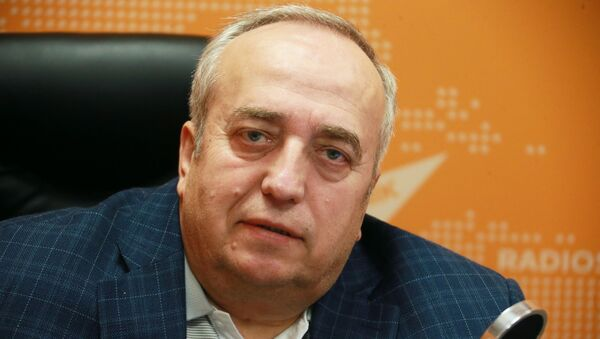 Член Совета Федерации Франц Клинцевич - Sputnik Таджикистан