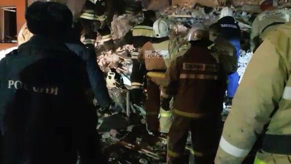 Взрыв газа в жилом доме в Белгородской области  - Sputnik Таджикистан