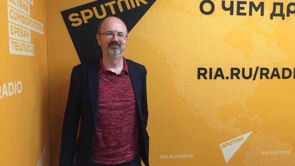 Алексей Анпилогов - Sputnik Таджикистан