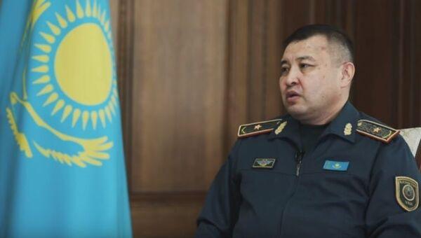 Казахстан усилил охрану границ — главный пограничник - Sputnik Тоҷикистон