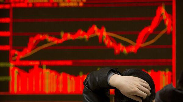 Черный понедельник на валютных рынках  - Sputnik Таджикистан