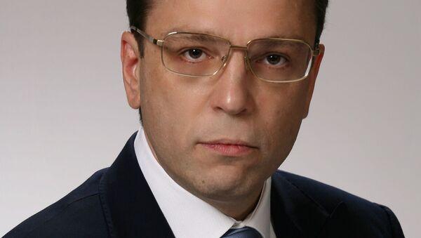 Никита Кричевский - Sputnik Таджикистан