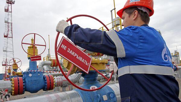 Новое хранилище газа - Sputnik Таджикистан