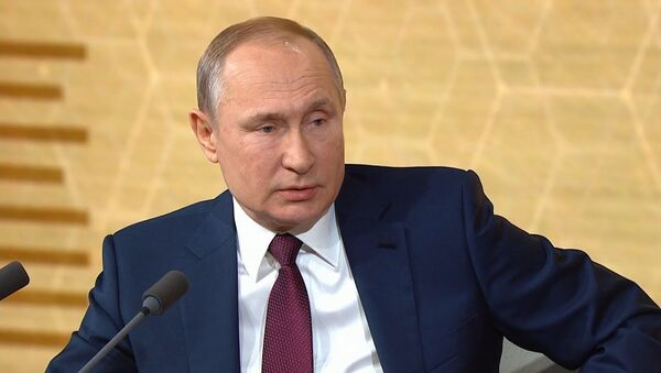 Владимир Путин о решении  WADA: мы делаем все, чтобы российский спорт был чистым - YouTube - Sputnik Таджикистан