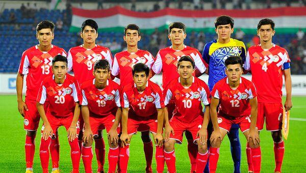 Юношеская сборная Таджикистана  (U-16) - Sputnik Тоҷикистон