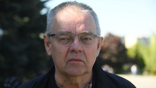 Генеральный директор радиостанции Говорит Москва Владимир Мамонтов - Sputnik Таджикистан