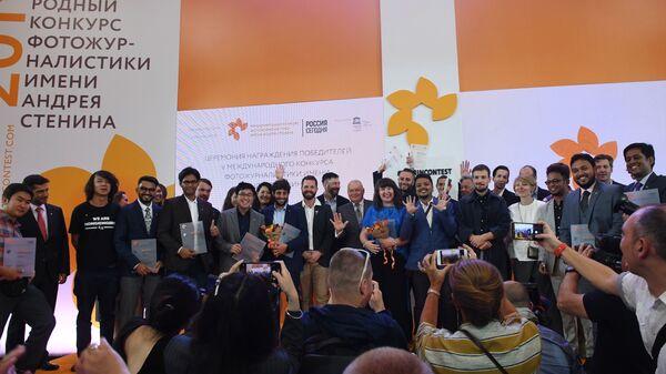 Международный конкурс имени Андрея Стенина-2019 - Sputnik Таджикистан