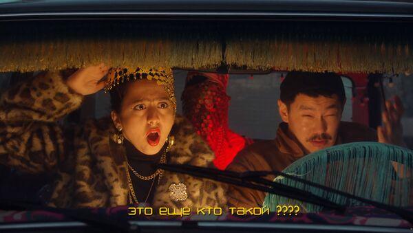 Кадр из музыкального клипа MANIZHA - НЕДОСЛАВЯНКА - Sputnik Таджикистан