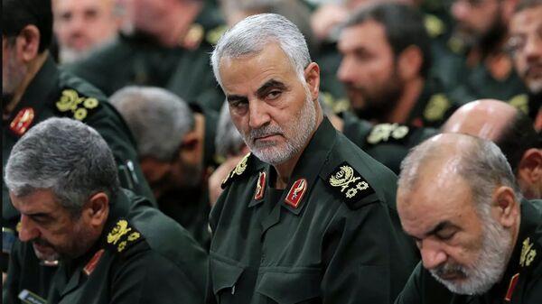 Генерал Касем Сулеймани - Sputnik Таджикистан