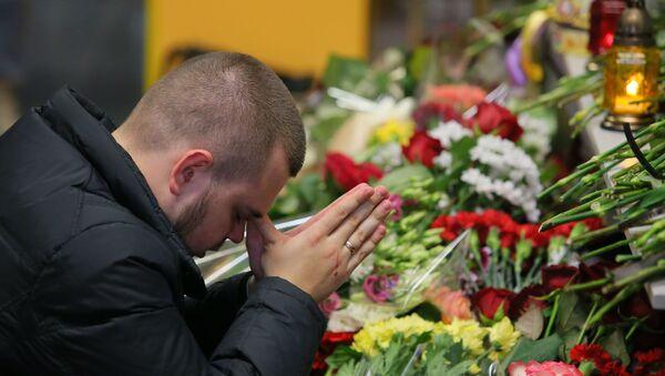 Украина объявила траур по жертвам крушения Boeing в Тегеране - Sputnik Тоҷикистон