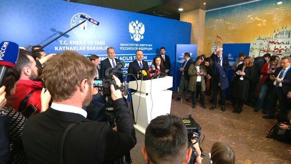 Лавров рассказал о позиции России и Турции по Ливии и Персидскому заливу - YouTube - Sputnik Таджикистан