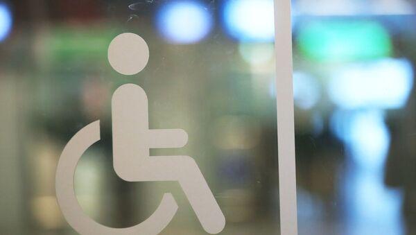 Обслуживание маломобильных пассажиров в аэропорту Внуково - Sputnik Таджикистан