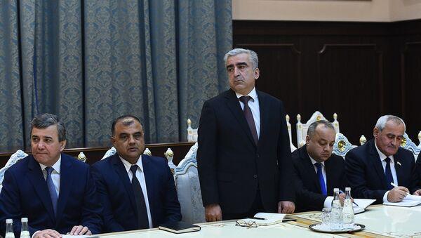 Посол Таджикистана Назирмад Ализода - Sputnik Таджикистан