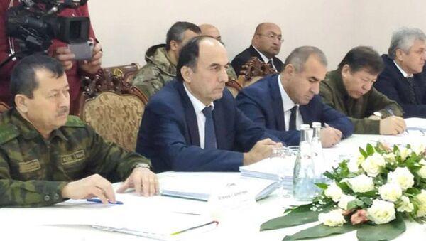 Представители Таджикистана и Кыргызстана проводят переговоры по ситуации на границе  - Sputnik Тоҷикистон