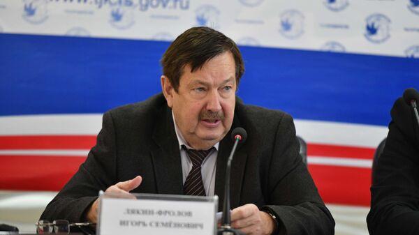 Посол России в Таджикистане Игорь Лякин-Фролов - Sputnik Таджикистан