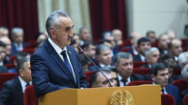 Председатель ГБАО Ёдгор Файзов - Sputnik Таджикистан