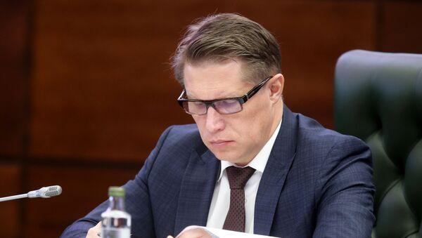 Михаил Мурашко  - Sputnik Тоҷикистон