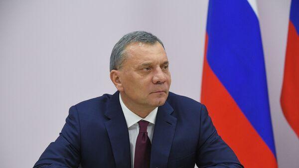 Заместитель председателя правительства РФ Юрий Борисов - Sputnik Тоҷикистон