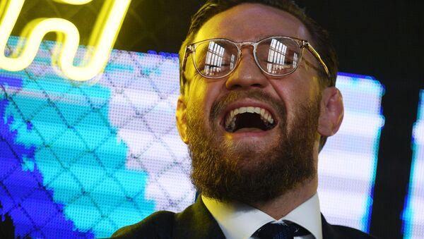 Боец смешанных единоборств, бывший чемпион турнира UFC Конор Макгрегор - Sputnik Тоҷикистон