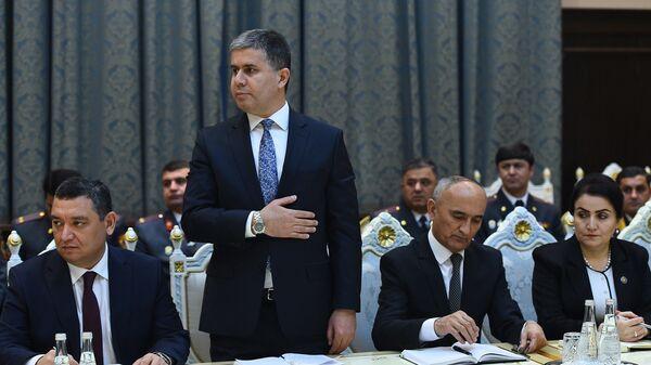 Министр экономразвития и торговли Завки Завкизода - Sputnik Таджикистан