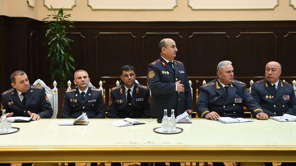 Генерал-майор Искандарзода Мухаммадшах Амиршох - Sputnik Тоҷикистон
