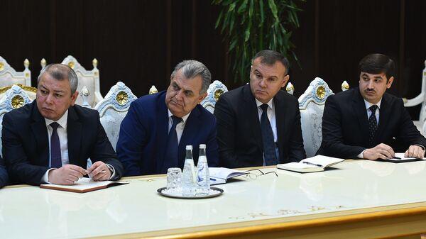 Кадровые изменения в правительстве Таджикистана - Sputnik Тоҷикистон
